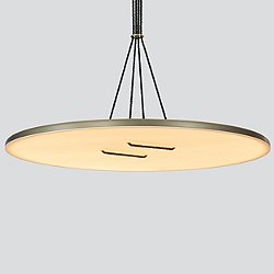 Button 90 LED Pendant Light