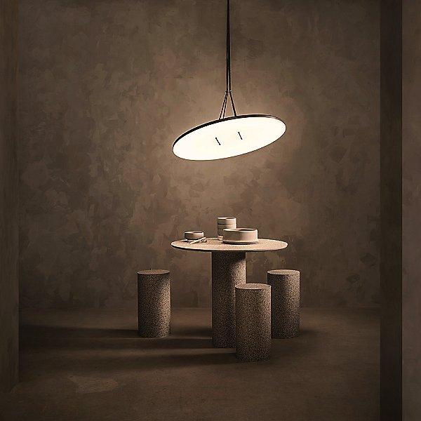 Button 90 LED Pendant Light