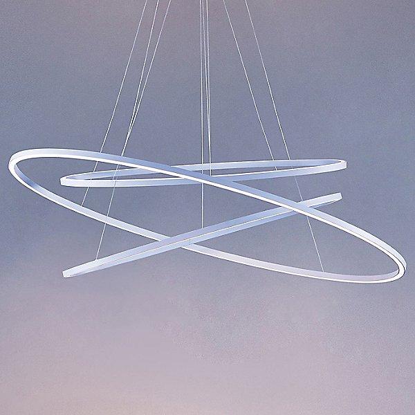 Ellisse Triple Pendant Light