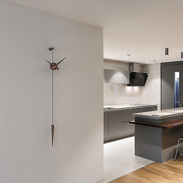 Punto Y Coma Wall Clock