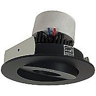 Pearl 4-Inch LED Round Adjustable Gimbal Retrofit