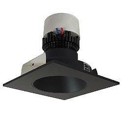 Pearl 4-Inch LED Retrofit Square/Round Deep Cone Trim