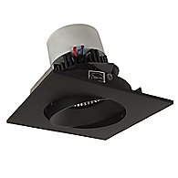 Pearl 4-Inch LED Square Cone Regress Adjustable Trim