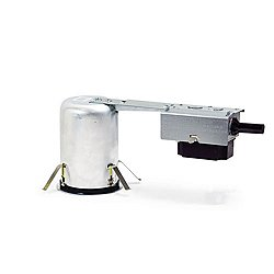 "Marquise 4"" Air-Tight LED Remodel Housing"