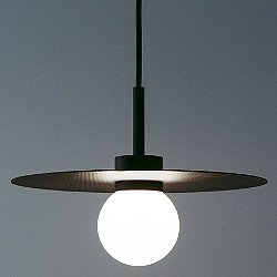 Veil Disc Pendant Light