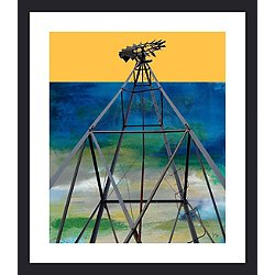 Windmill Abstract