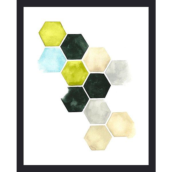Hazed Honeycomb II