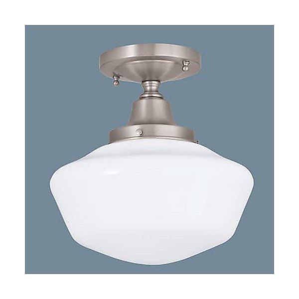 Schoolhouse Semi-Flush Mount Ceiling Light