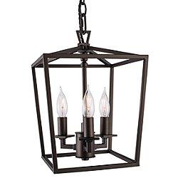 Cage Mini Pendant Light