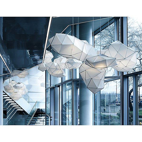 Fold Saphir LED Pendant Light