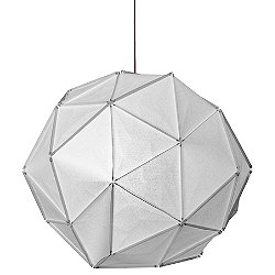 Fold Amethyste LED Pendant Light