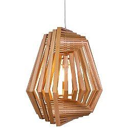 Selma Twist Hexagonal Suspension Light