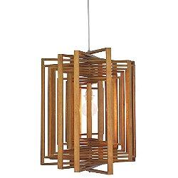 Selma Twist Square Suspension Light