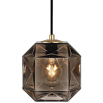 Bronze shade color / Brass finish