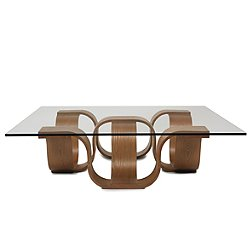 Square Medium Cocktail Table