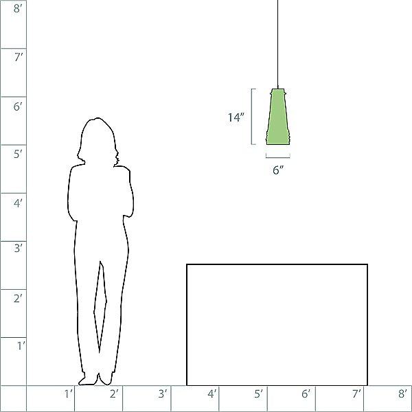 Fili Mini Pendant Light