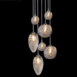 Cosmos 7 Light Chandelier