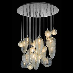 Cosmos 28 Light Chandelier