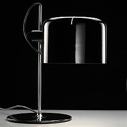 Coupe Table Lamp by Oluce (Black) - OPEN BOX RETURN