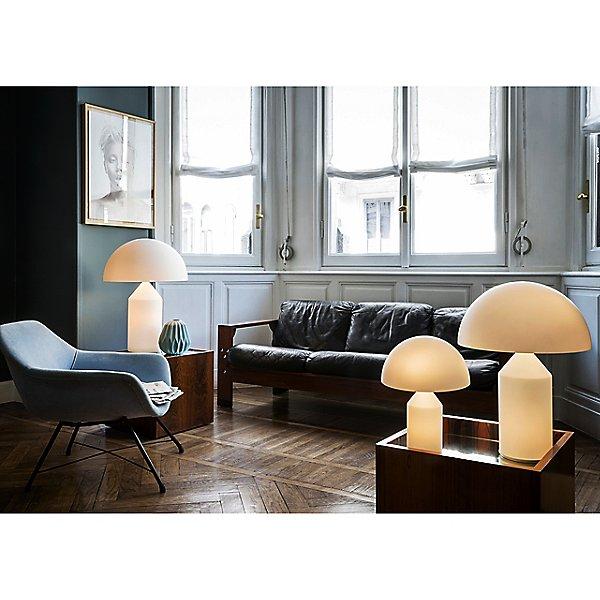 Atollo Glass Table Lamp