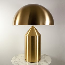 Atollo Gold Table Lamp
