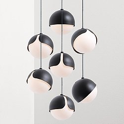 Ohm 7-Light Pendant Light