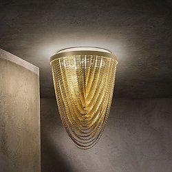 Olimpia LED Flush Mount Ceiling Light