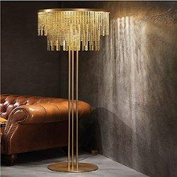 Rain LED Floor Lamp