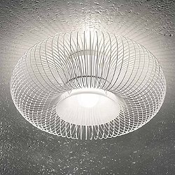Spring PL55 Semi-Flush Mount Ceiling Light