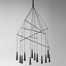 Mikado LA12 LED Chandelier