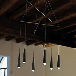 Mikado LA6 LED Chandelier