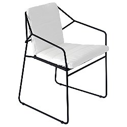 SANDUR Armchair Seat & Back Woven