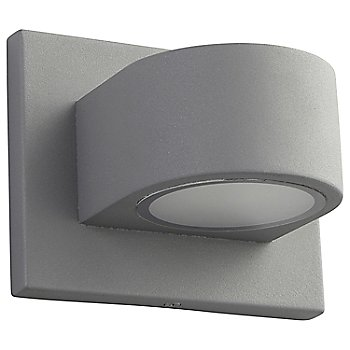 Shown unlit in Grey finish