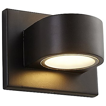 Shown lit in Oiled Bronze finish