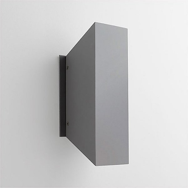Duo LED Outdoor Wall Light