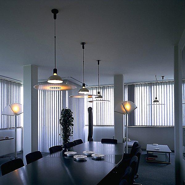 Frisbi Pendant Light