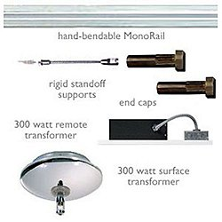 Surface Transformer MonoRail Kit