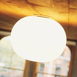 Glo-Ball C Flush Mount Ceiling Light