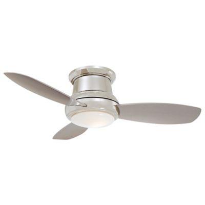 44 Inch Flush Mount Ceiling Fan