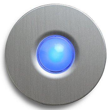 Matte Aluminum finish / Blue color