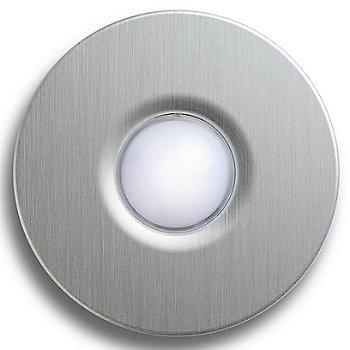 Matte Aluminum finish / White color