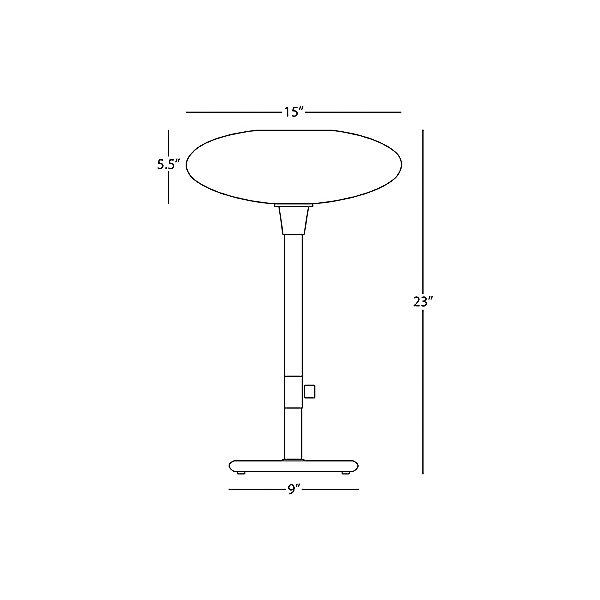 Ovo Table Lamp