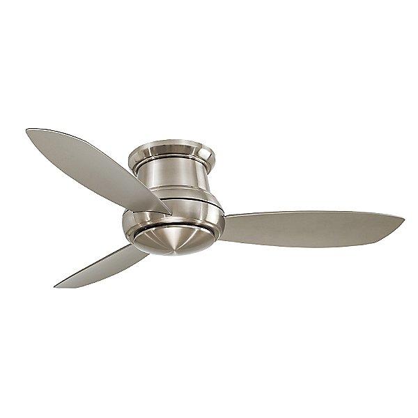 Concept II 52-Inch Flush Mount Ceiling Fan