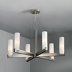 Elf15 Six Light Chandelier
