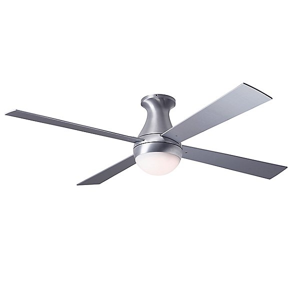 Modern Fan Company Ball Flush Mount Ceiling Fan Ylighting Com