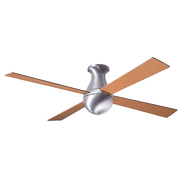 Ball Flush Mount Ceiling Fan
