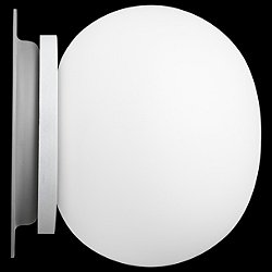 Mini Glo-Ball C/W Ceiling or Wall Light