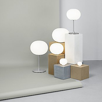 Glo Ball Basic 1 Table Lamp With T2