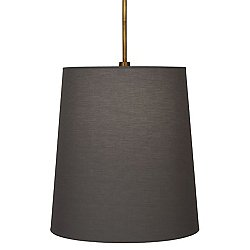 Buster 22 Fabric Shade Pendant Light