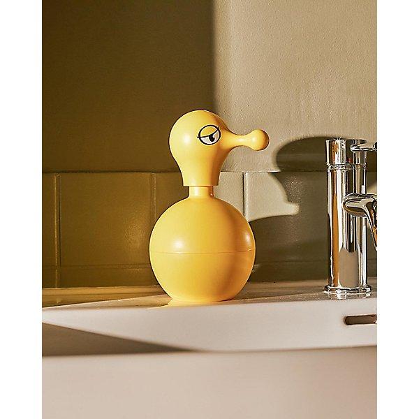 Mr. Cold Liquid Soap Dispenser, Yellow
